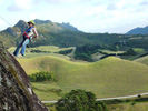 Abseiling and rappelling, Whangarei, NZ - Click to enlarge