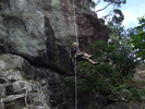 Jump Off A Cliff, Abseiling and rappelling Adventures, Whangarei, Northland, New Zealand - Click to enlarge